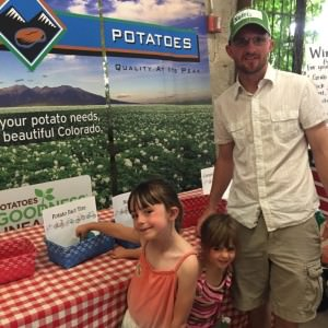 Tyler Mitchell | Colorado Potato Advisory Committee